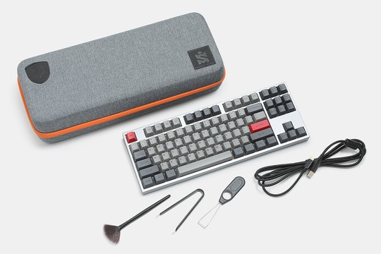 Heavy Shell Barix TKL RGB Hot-Swappable Keyboard