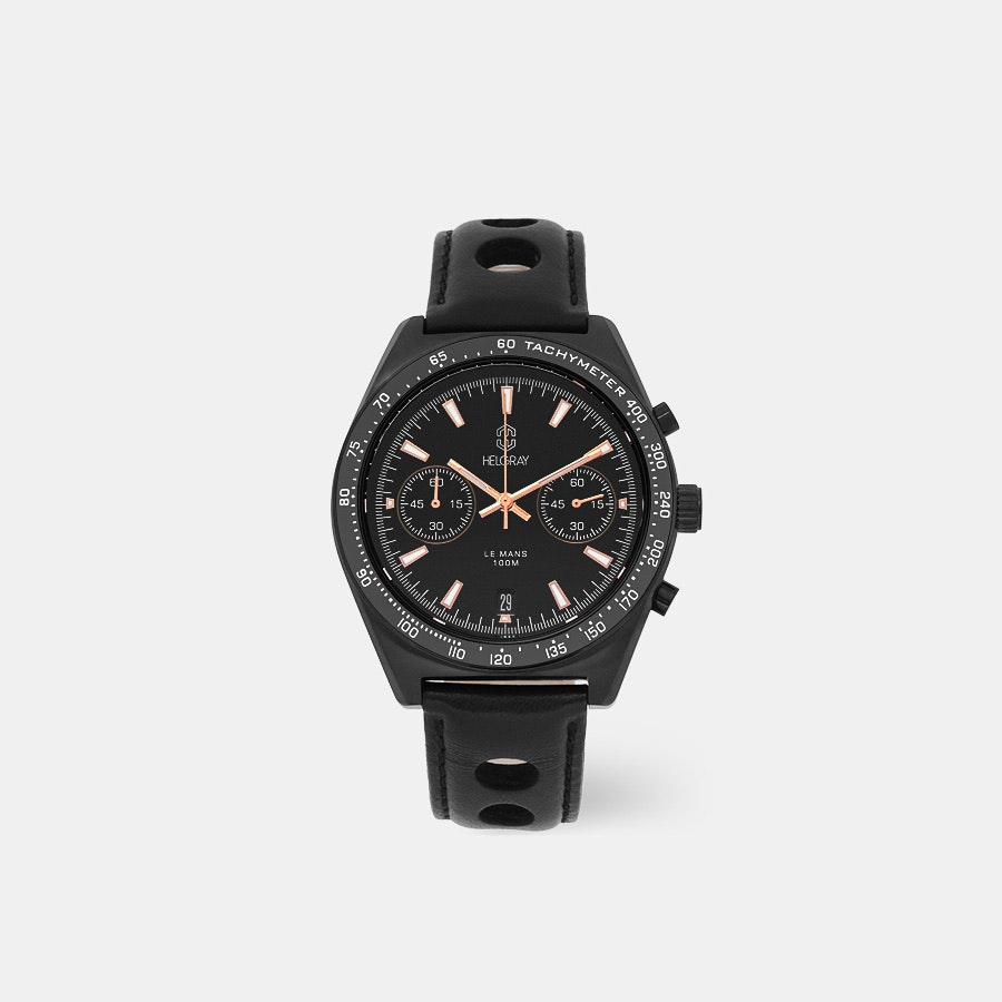 Helgray Le Mans Watch