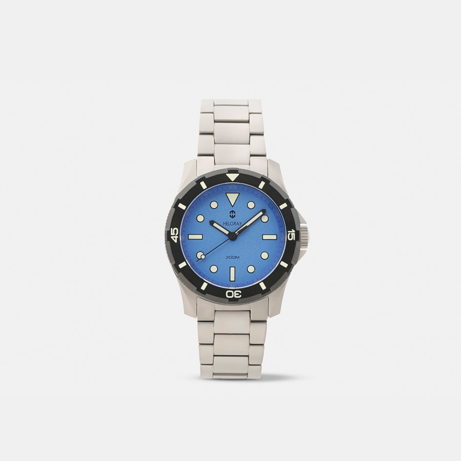 Helgray TCD-01 Watch