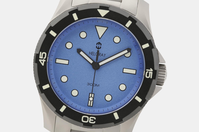 Helgray TCD-01 Watch