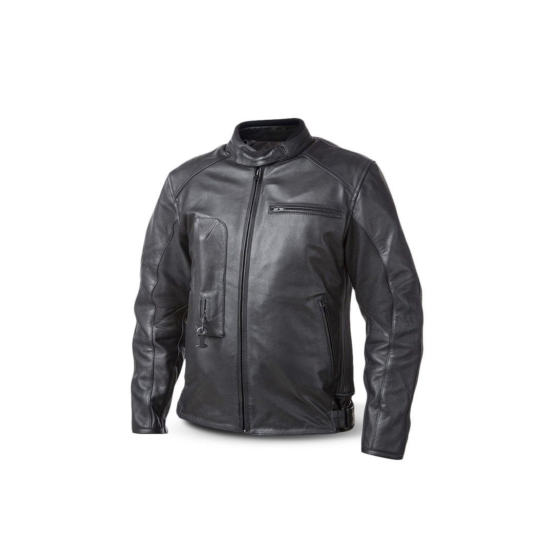 Helite Roadster Leather Jacket