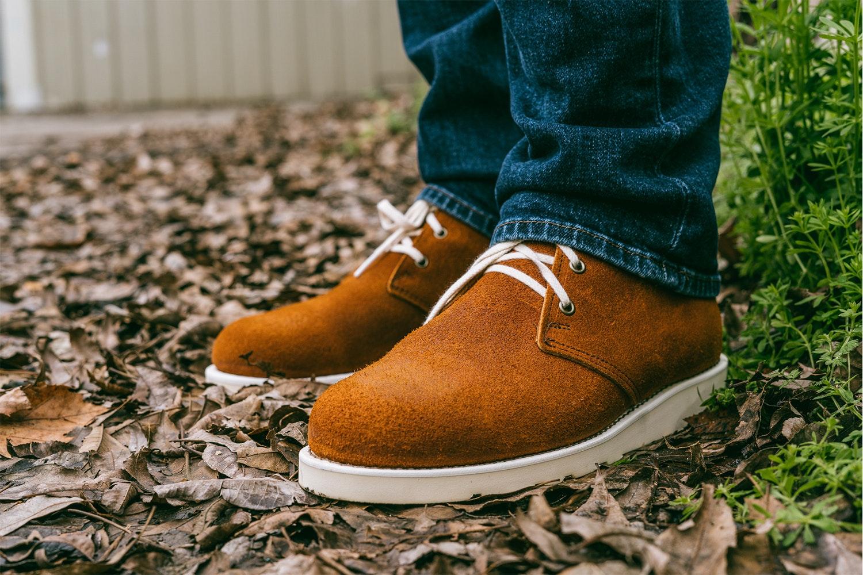 HELM Boots Garza Chukka