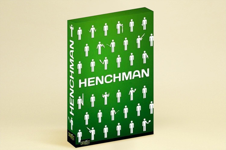 Henchman Pre-Order