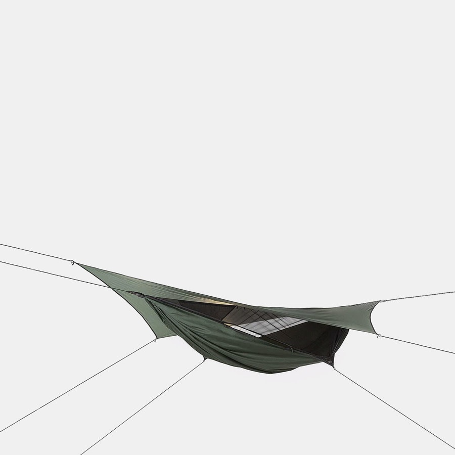 Hennessy Hammock Expedition Asymmetrical Zip