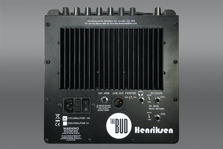 "Henriksen ""The Bud"" Guitar Amp"