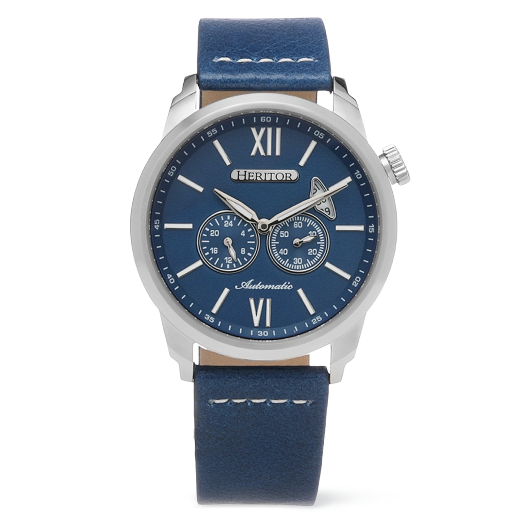 HERITOR Wellington Collection Automatic Watch