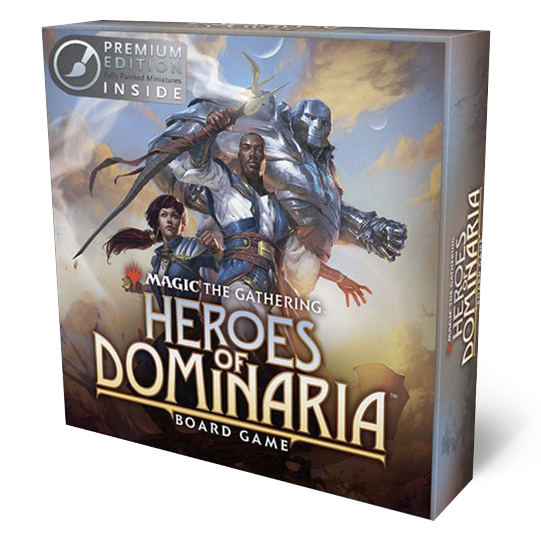 Heroes of Dominaria Premium-Edition Board Game