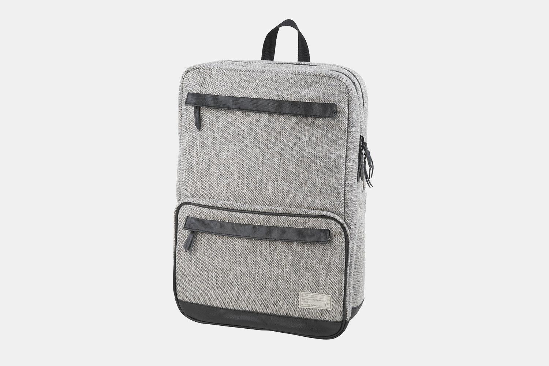 Backpack - Gray Dot