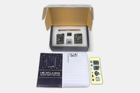 HICAT Livera Arduino-Compatible Camera Robot Kit