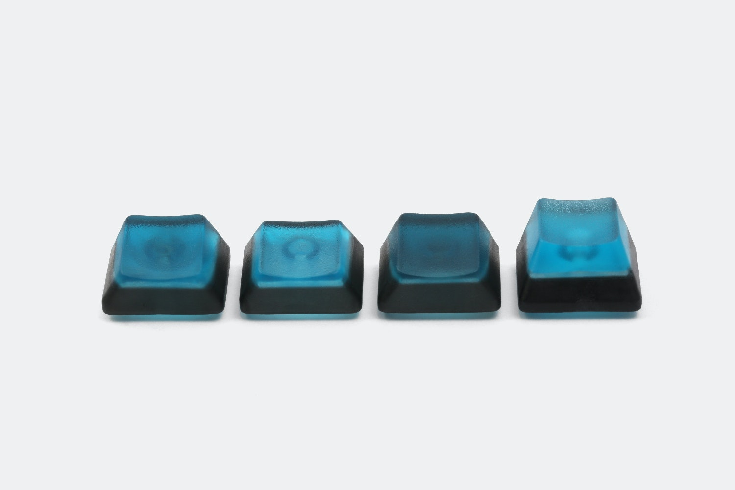 Hidden Lab Two-Tone MX / HHKB Resin Keycaps