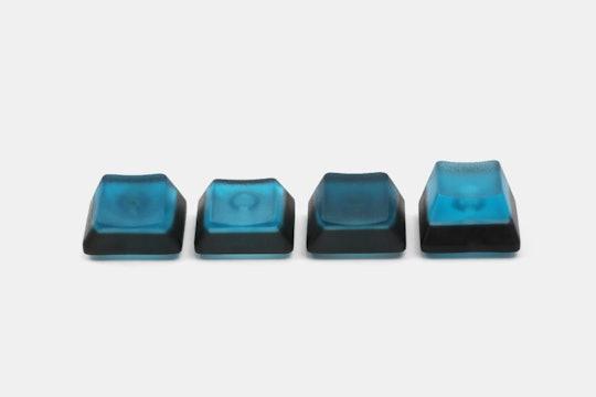 Hidden Lab Two-Tone MX / HHKB Resin Keycaps