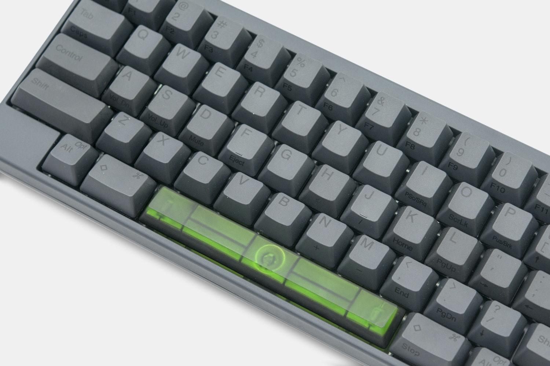 Hidden Lab Two-Tone MX / HHKB Resin Spacebars