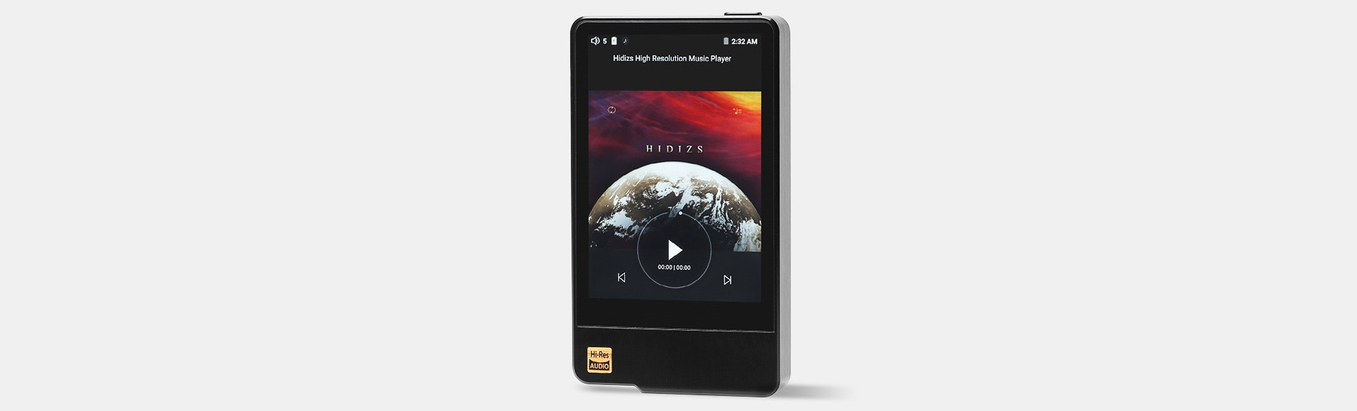 Hidizs AP200 Digital Audio Player