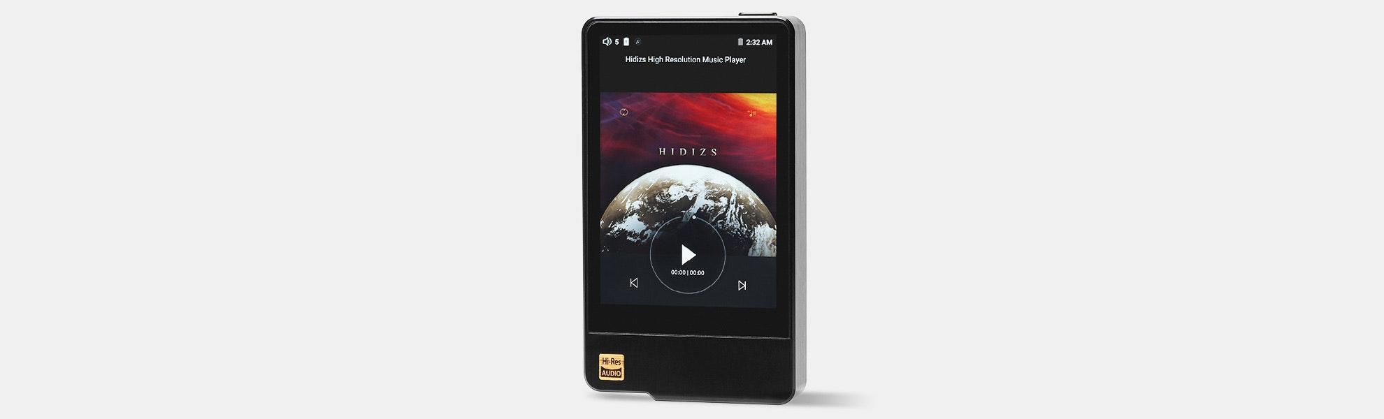 Hidizs AP200 Digital Audio Player