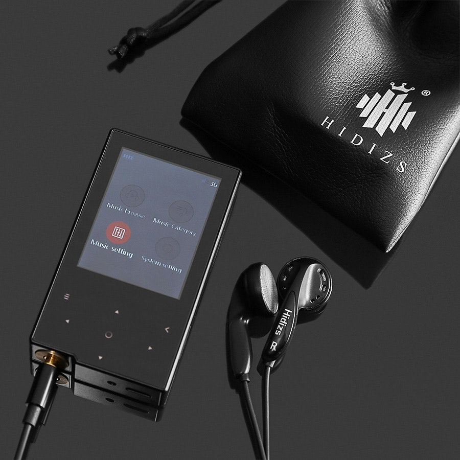 Hidizs AP60 Digital Audio Player