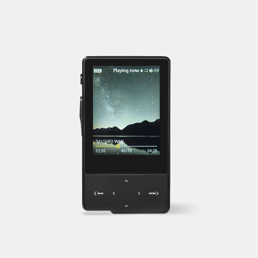 Hidizs AP60 Pro Digital Audio Player