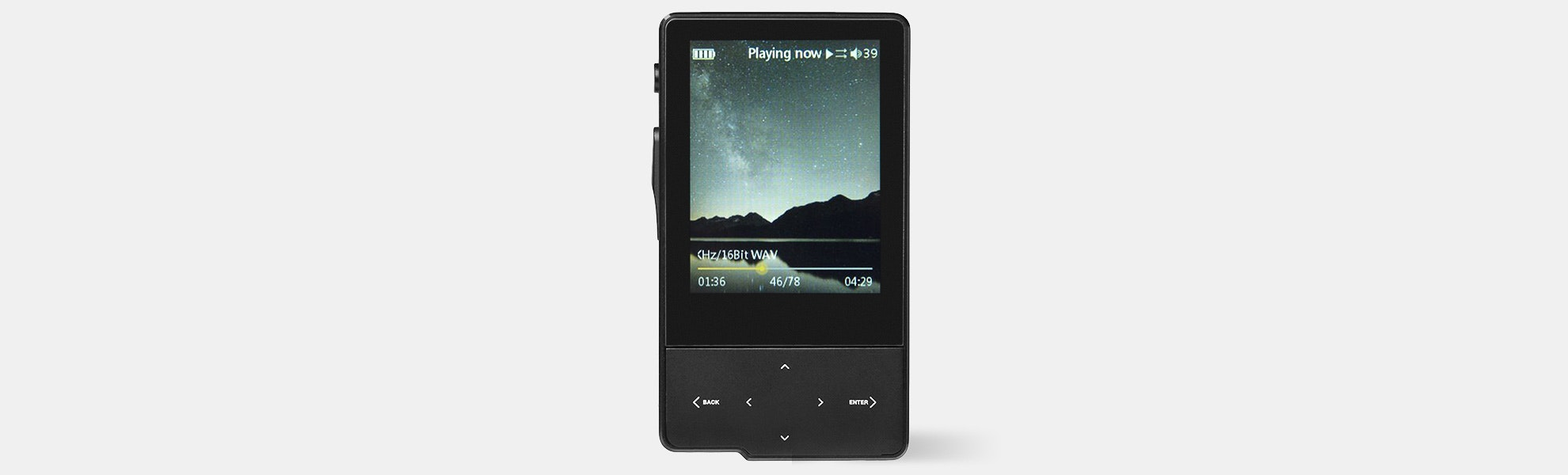 Hidizs AP60 Pro Digital Audio Player
