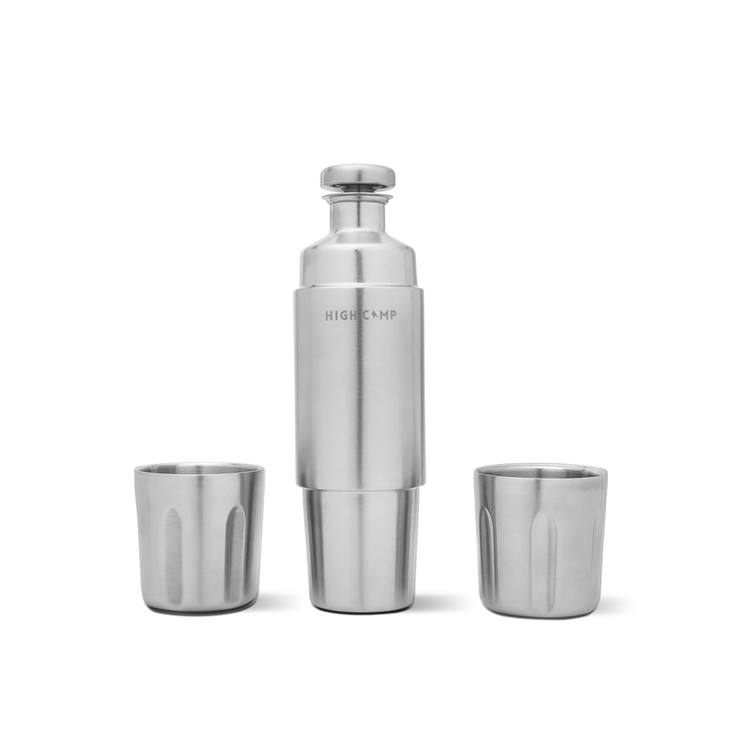 High Camp Firelight 750ml Flask