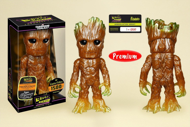 Annihilation Groot