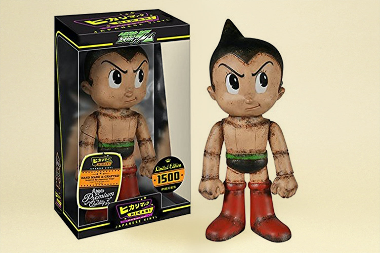 Astro Boy Distressed