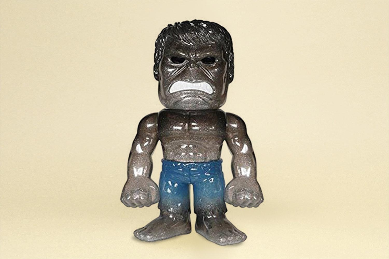 Glitter Hulk