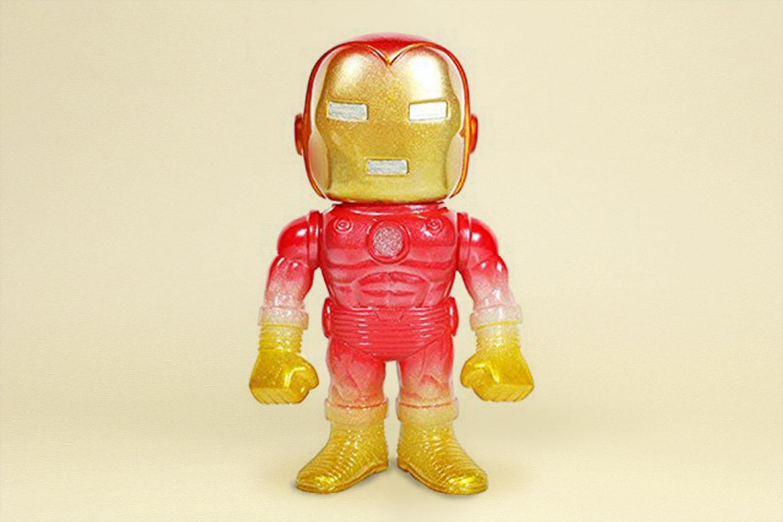 Molecular Iron Man