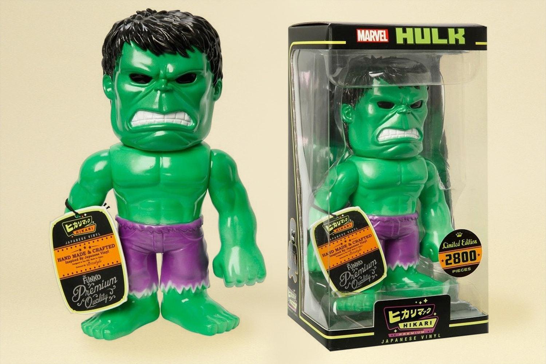 Hulk Vinyl