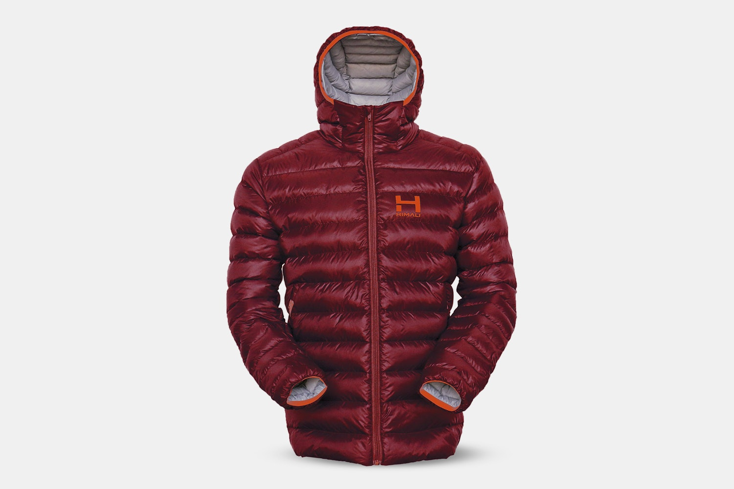 Hooded – Monk Red (+ $10)