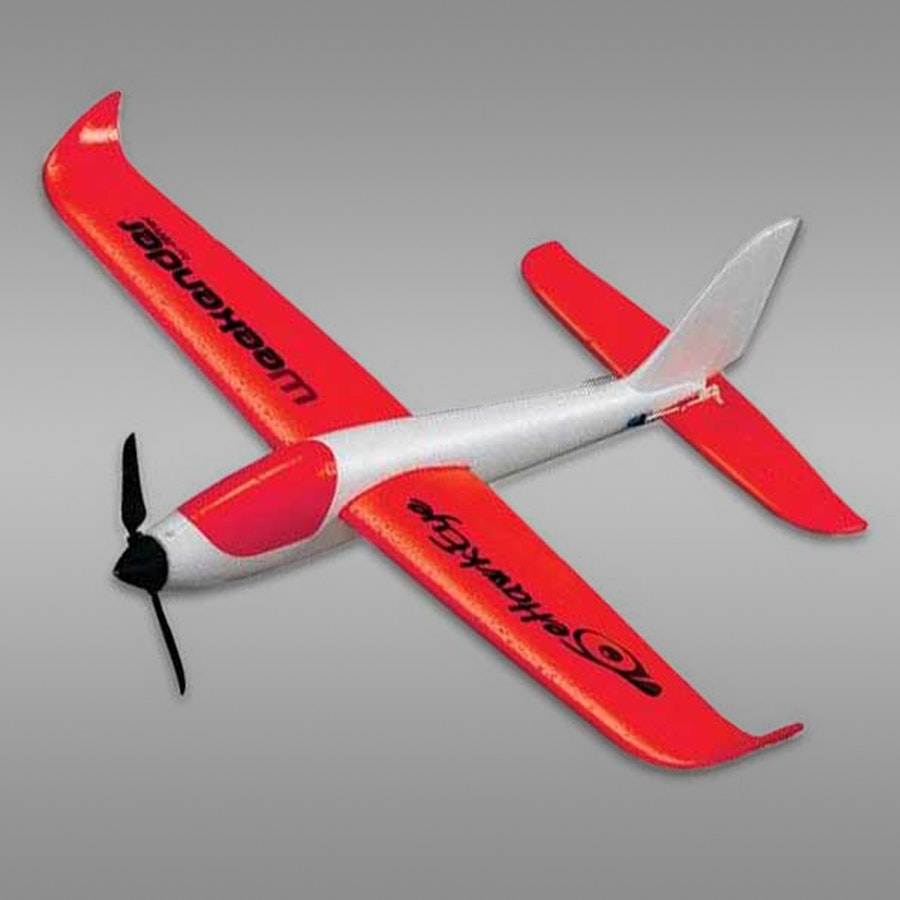 Hitec eHawkeye RTF Airplane Bundle