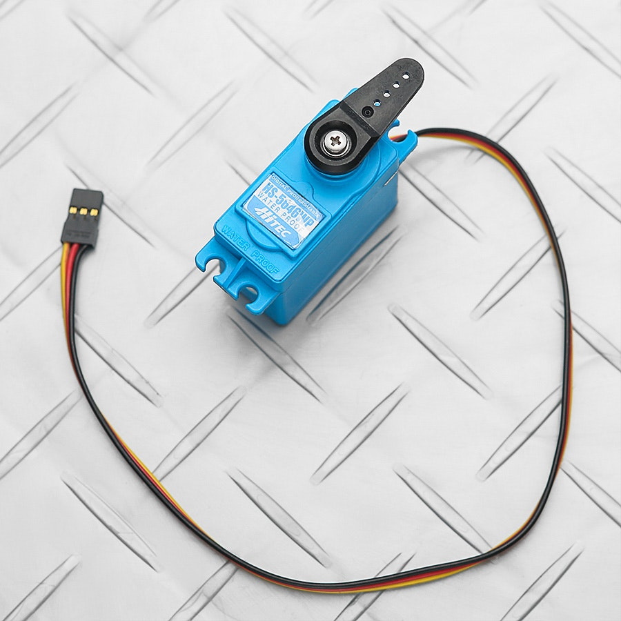 Hitec HS-5646WP Waterproof Digital Servo