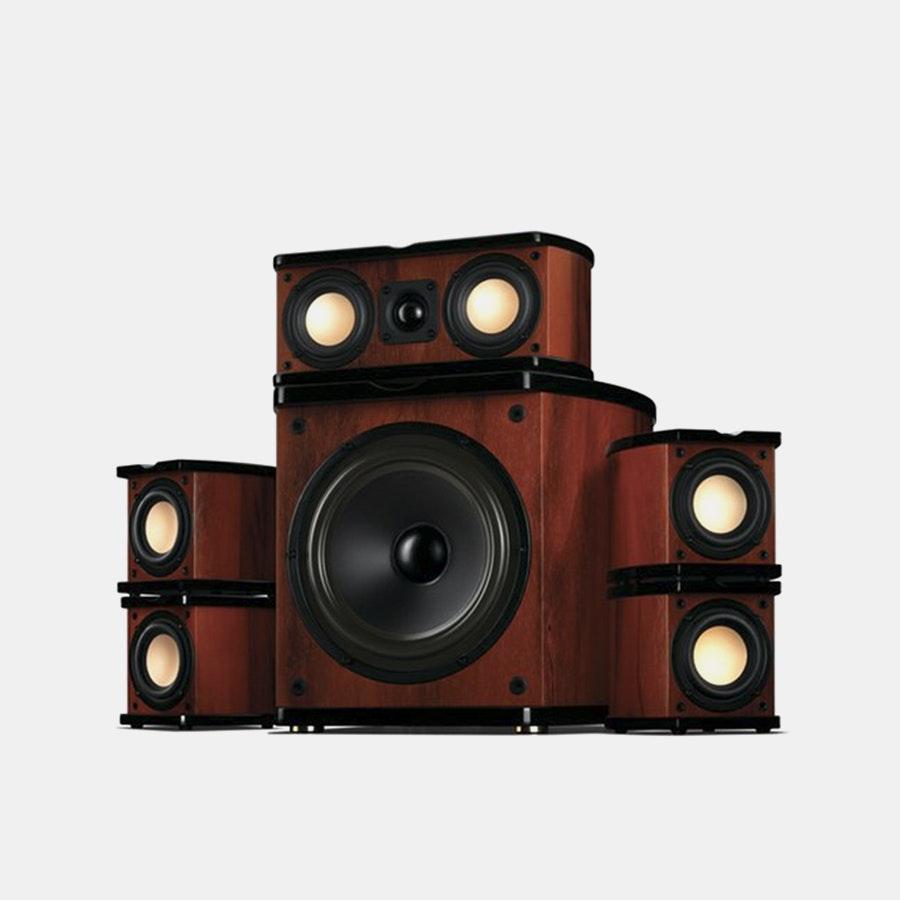 HiVi M20-5.1 MKII Speaker System