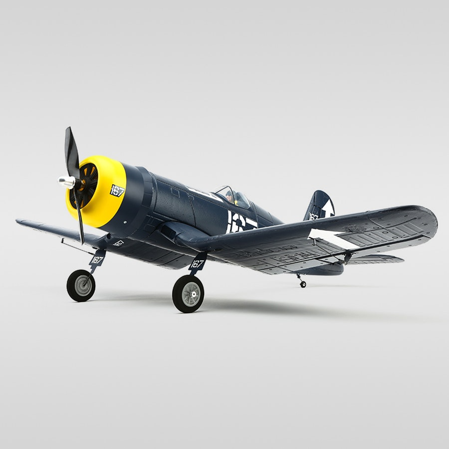 HobbyZone F4U Corsair S RTF w/ SAFE Technology