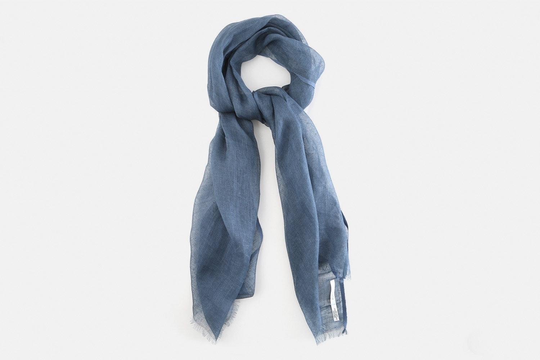 Hogarth Linen & Linen/Cotton Scarves