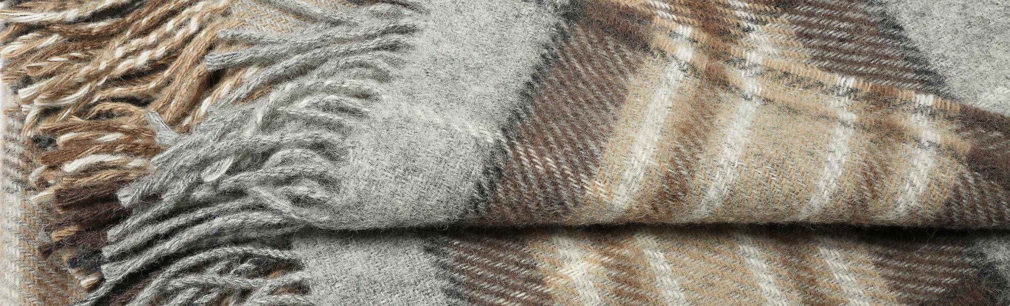 Hogarth Wool Throws