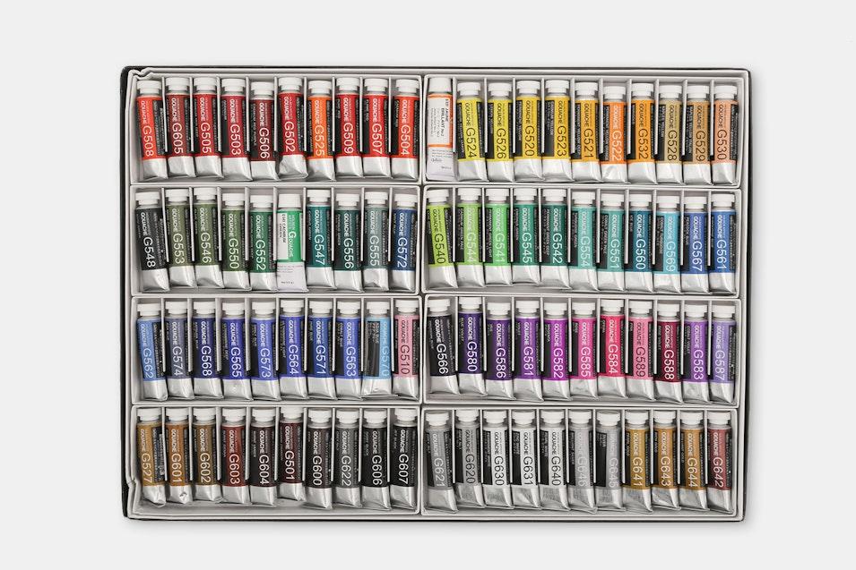 Holbein Designer Gouache 84 Color Set Price Reviews Massdrop