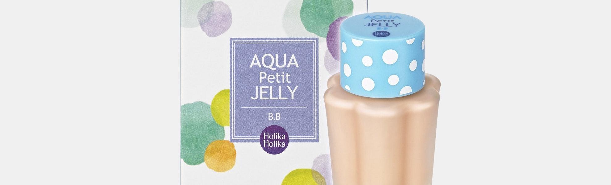 Holika HolikaAqua Petit Jelly BB Cream