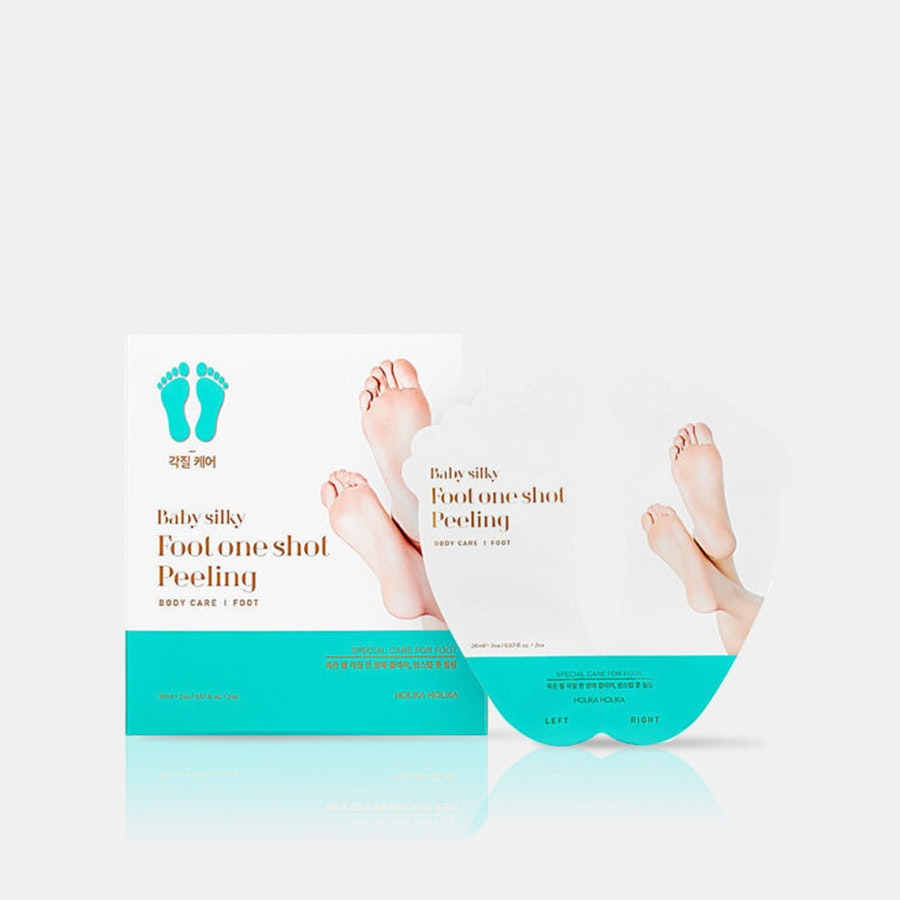 Holika Holika Baby Silky Foot One Shot Peeling Pack