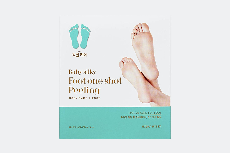 Holika Holika Baby Silky Foot One Shot Peeling Pack