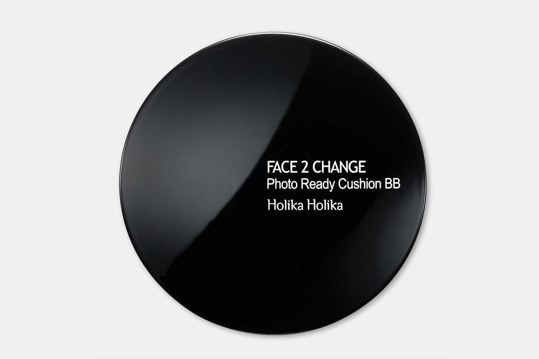 Holika Holika Face 2 Change Photo Ready Cushion BB