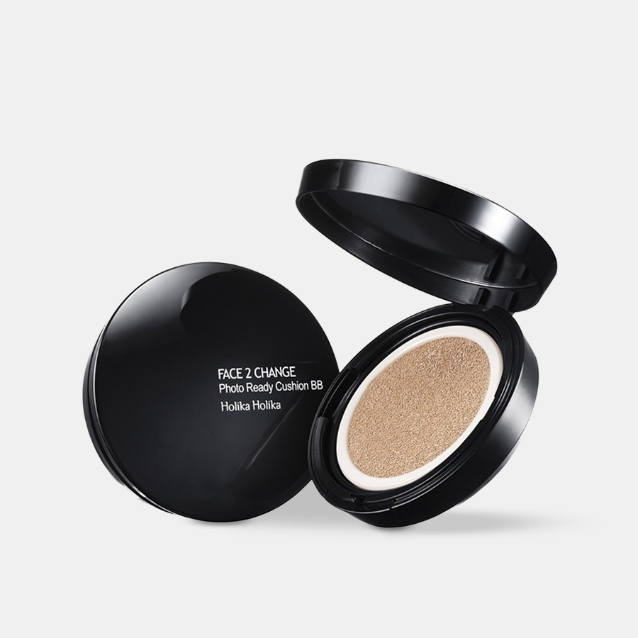 Holika Holika Face 2 Change Photo Ready Cushion BB