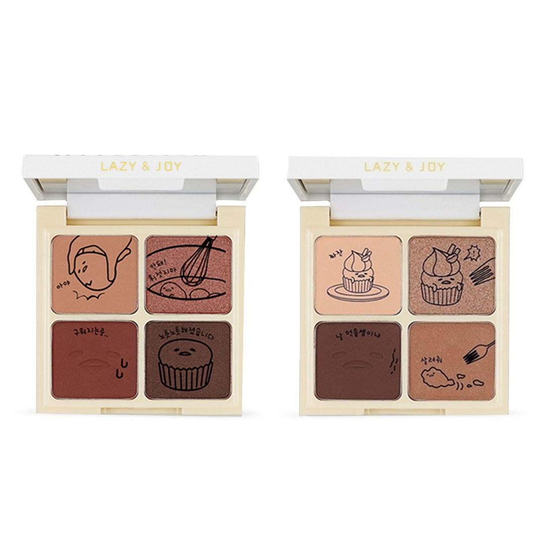 Holika Holika Gudetama Eyeshadow Palettes (2-Pack)