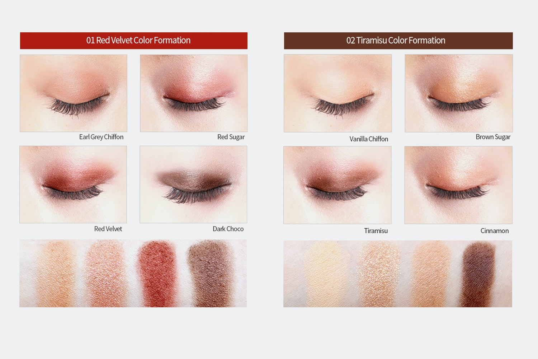 Holika Holika Gudetama Eyeshadow Palette