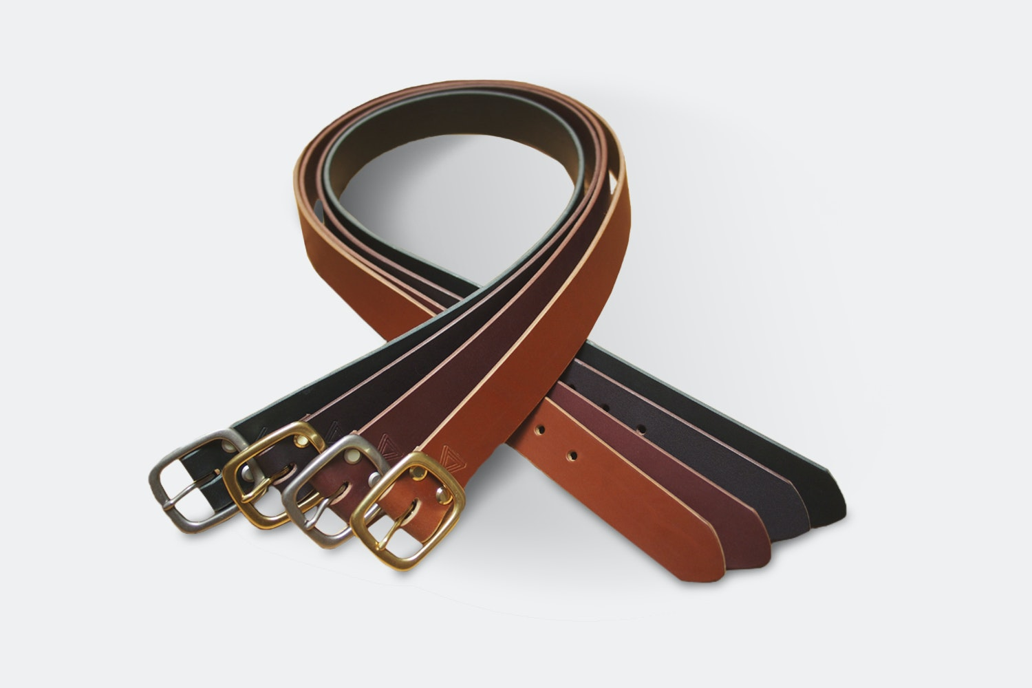Hollows Leather Road Belt – Massdrop Exclusive