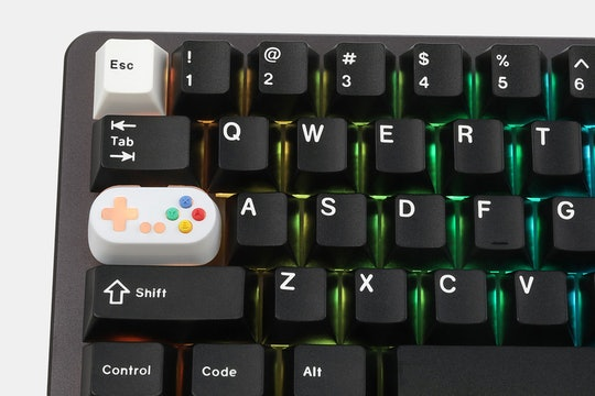 Holyoops Gamepad Aluminum Artisan Keycap