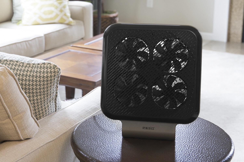 Homedics Brethe Air Cleaner w/ Nano Coil Technology