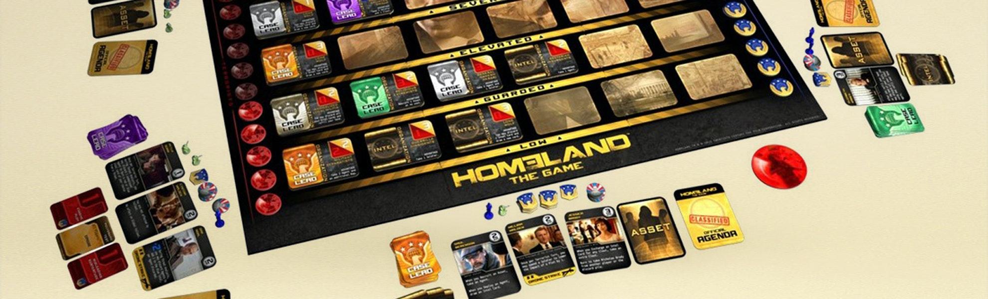 Homeland: The Game