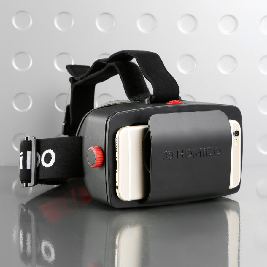 Homido VR Headset for Smartphones