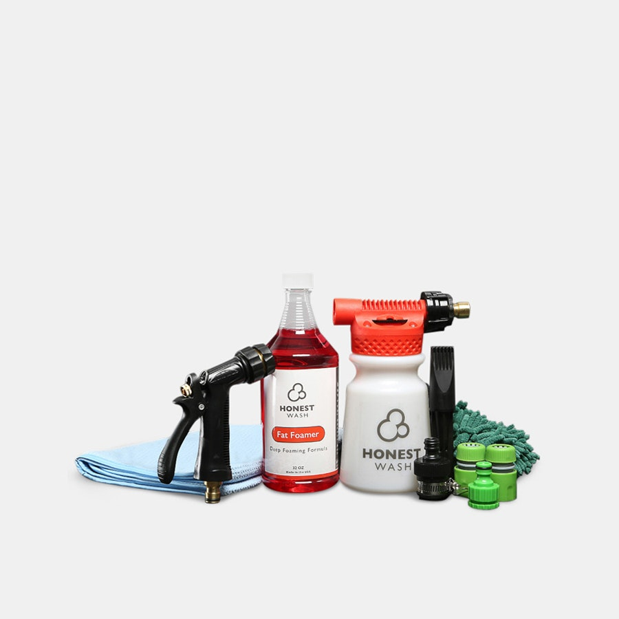 Honest Wash Foam Cannon Car Wash Kit