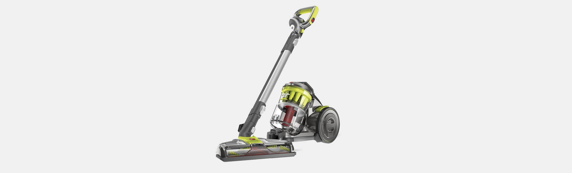 Hoover SH40070 Air Canister Bagless Vacuum