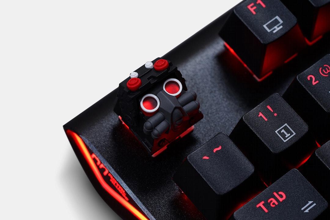 Hot Keys Project Artisan Raven Keycap